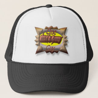 帽子1の野生および熱狂するな人 キャップ