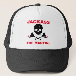 帽子-ろば、マルティーニ キャップ