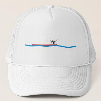 帽子-ボート キャップ