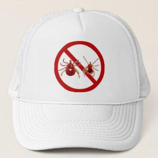 帽子、ライム病の認識度の帽子(緑) キャップ