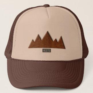 """帽子""""山"""" キャップ"""