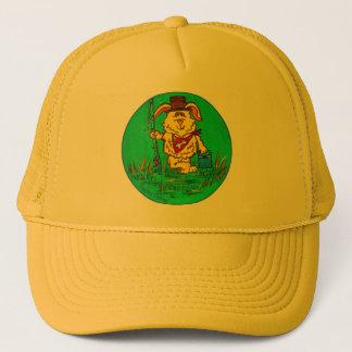 帽子-帽子犬によって行く採取 キャップ