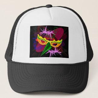帽子、帽子Mardi Gras キャップ