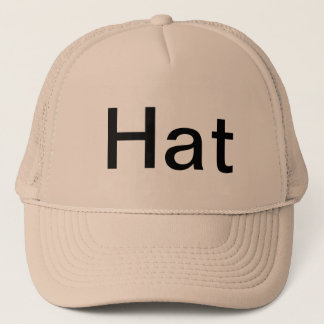 帽子(文の場合) キャップ