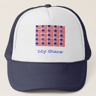 帽子-私の星! キャップ
