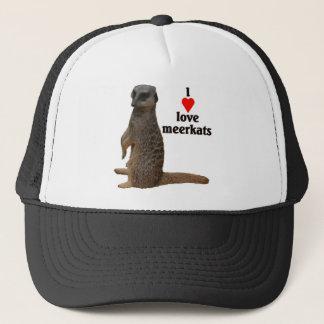 """帽子""""Meerkats """" キャップ"""