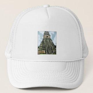 帽子: Tikal、グアテマラのマヤの寺院 キャップ