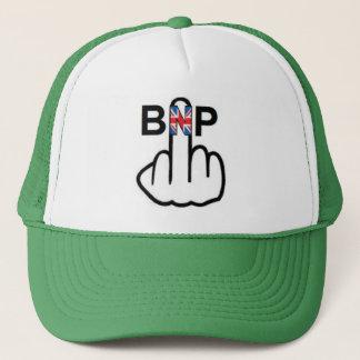 帽子BNPフリップ キャップ