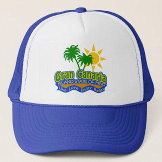 帽子Gran Canariaの精神状態-色を選んで下さい キャップ