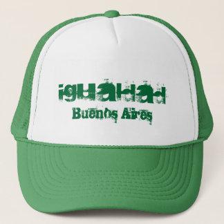 帽子Igualdad キャップ