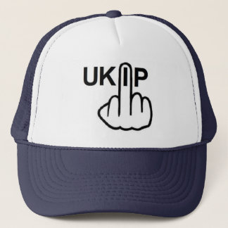 帽子UKIPフリップ キャップ