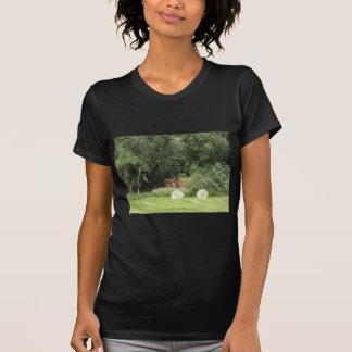 干し草の収穫 Tシャツ