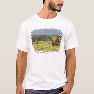 干し草ベール Tシャツ