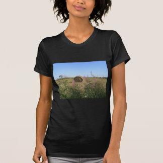 干し草 Tシャツ