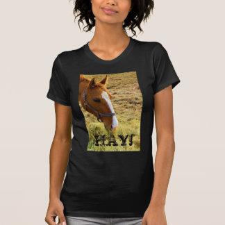 干し草! Tシャツ
