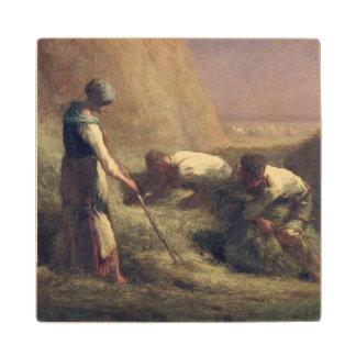 干し草Trussers 1850-51年 ウッドコースター