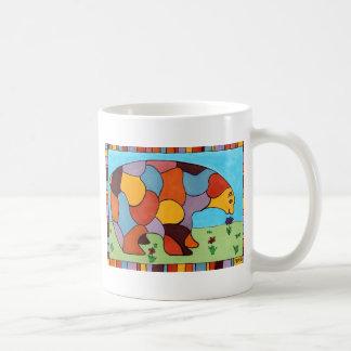 平和くま コーヒーマグカップ