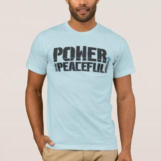 平和なフェスティバルへの力 Tシャツ