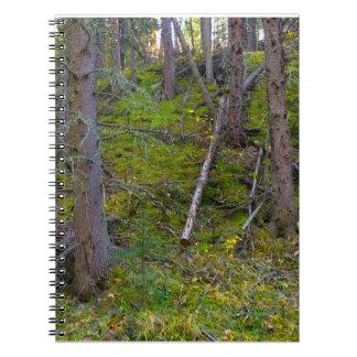平和なマツノート ノートブック