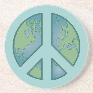 平和な地球のコースター コースター