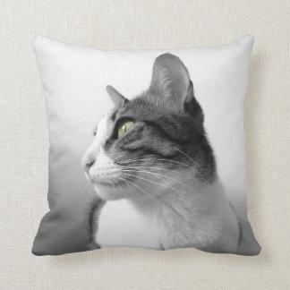 平和な猫 クッション