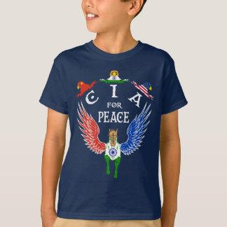 平和のためのCIA Tシャツ