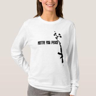 平和のためのHBA Hottie Tシャツ