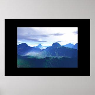 平和の山 ポスター