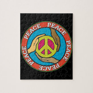 平和の手 ジグソーパズル