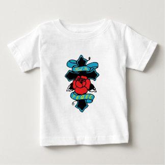 平和の残り ベビーTシャツ