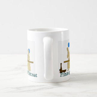 平和の王子-人の退去のマグ コーヒーマグカップ