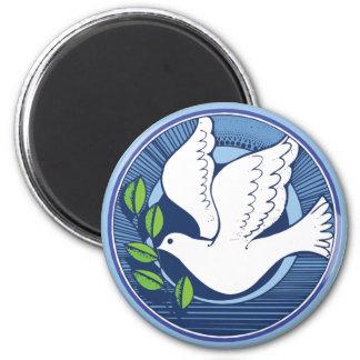 平和の鳩 マグネット