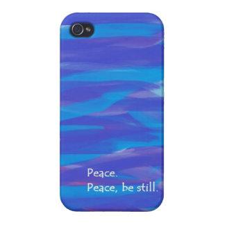 平和は、まだあります iPhone 4 CASE