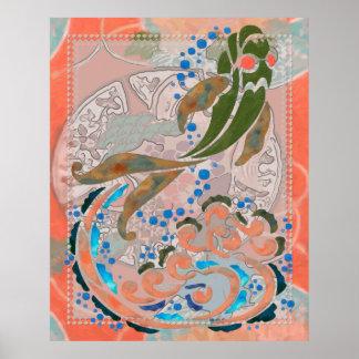 平和アジア民芸の海 ポスター