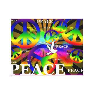 平和キャンバスプリント キャンバスプリント