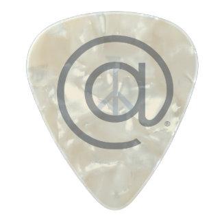 平和ギターピック パールセルロイド ギターピック