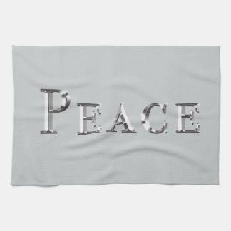 平和デザインタオル キッチンタオル
