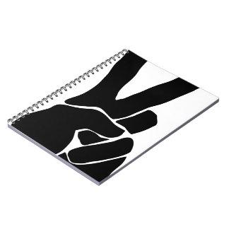 平和ノート ノートブック