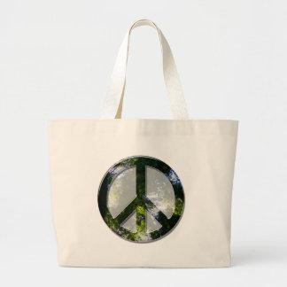 平和バッグ ラージトートバッグ