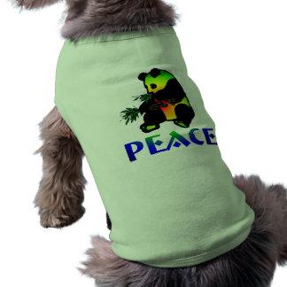 平和パンダくま ペット服