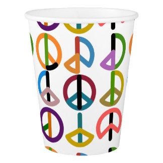 平和ビート/カスタムな紙コップ、266のml 紙コップ