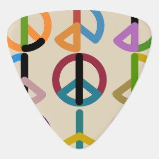 平和ビート/三角形、果樹園Allmanのギターピック ギターピック