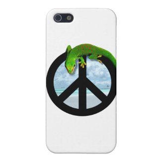 平和ヤモリ iPhone 5 ケース