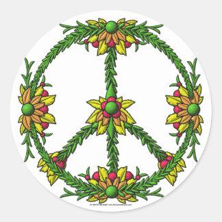 平和リース ラウンドシール