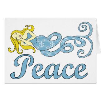 平和人魚の休日の夢 カード