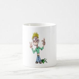 平和兄弟 コーヒーマグカップ