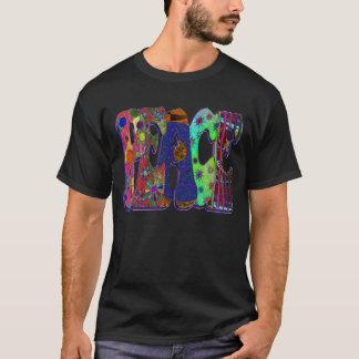 平和単語の芸術 Tシャツ