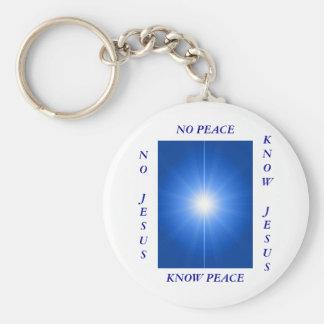 平和及び愛 キーホルダー