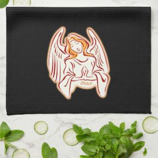 平和天使の台所タオル キッチンタオル