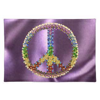 平和宝物 ランチョンマット